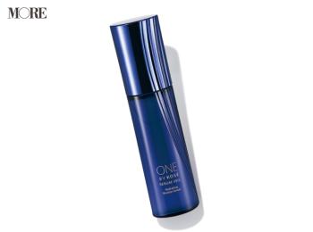 肌の乾燥を根本から改善する美容液『ONE BY KOSÉ』の「セラム ヴェール」がすごい♪ 抜群の保湿力でなめらかなはり肌に