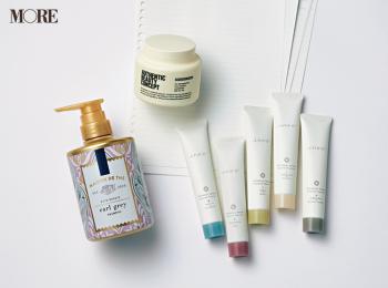 心地よい香りと髪の補修を同時に!  仕事中も香りを楽しめるシャンプーなど、ヘアケアアイテム3選♡ 『イネス』のボタニカル アロマetc.