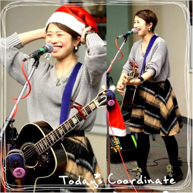 【唄と】サイキンノユッコ【ファッション】クリスマスライブのファッション達✨_1