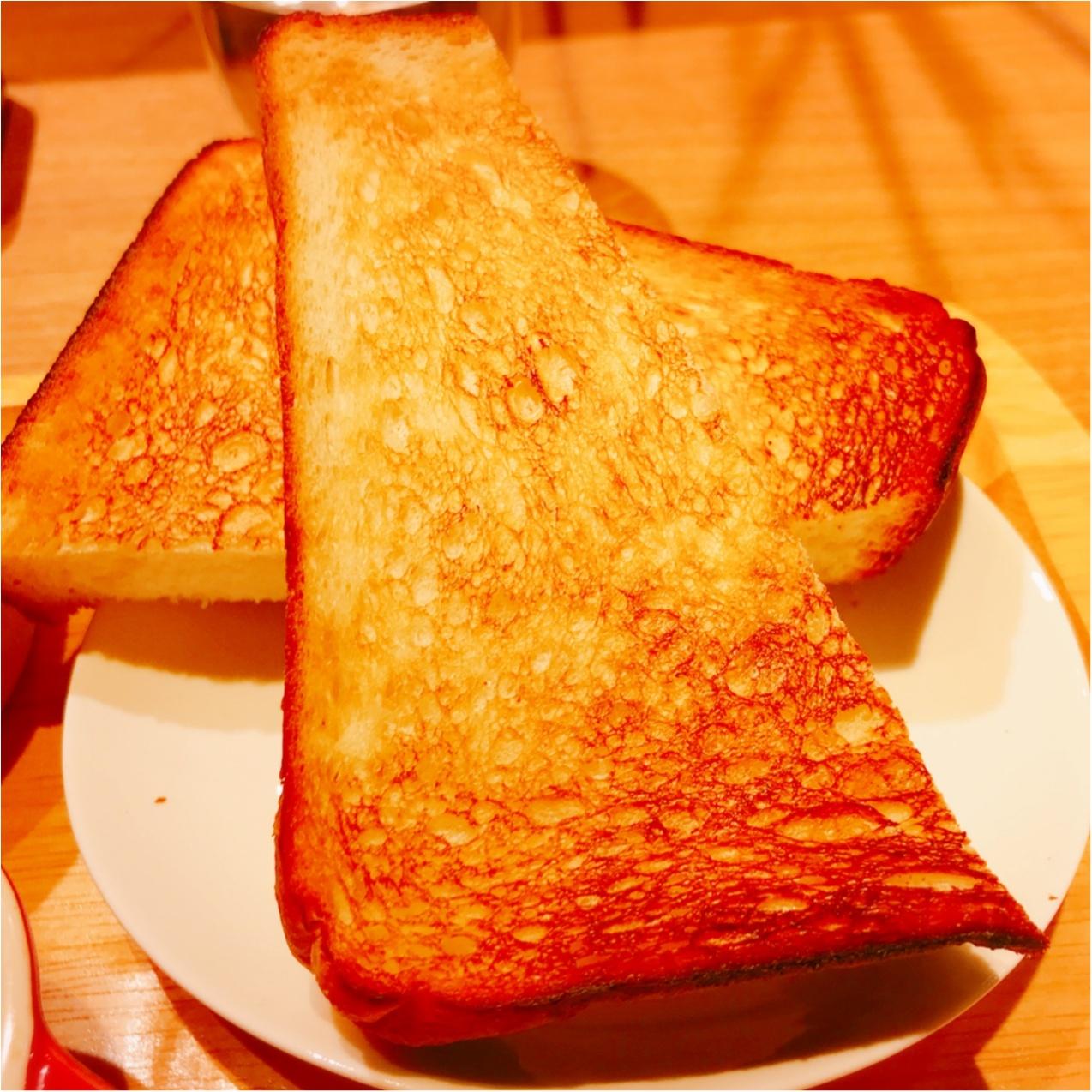 ふわっふわトーストがたまらない!【俺のBakery&Cafe】が銀座にもオープン♡_3