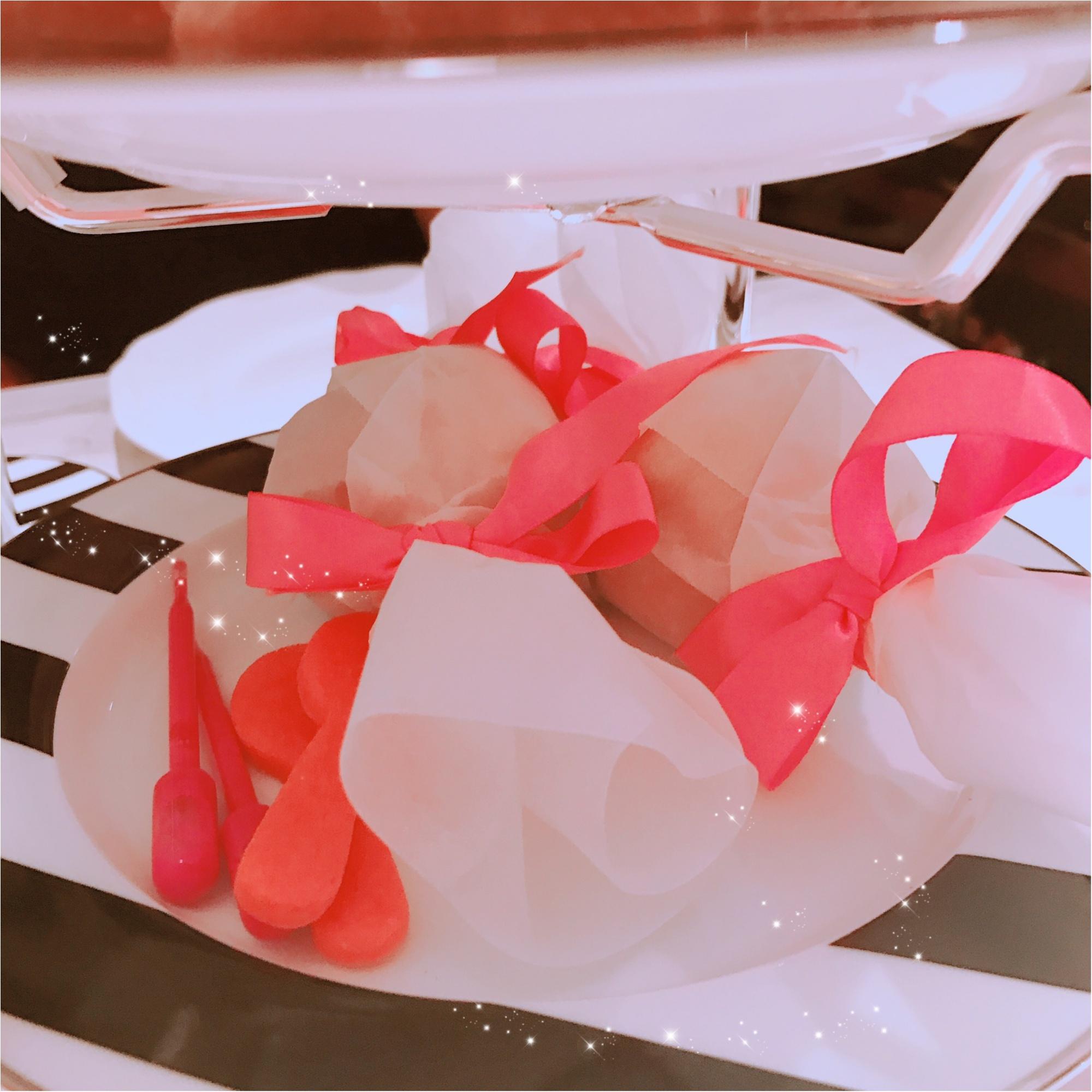 土日祝限定!完全予約制、ジンジャーガーデン青山のピンクアフタヌーンティーが可愛すぎる!_12