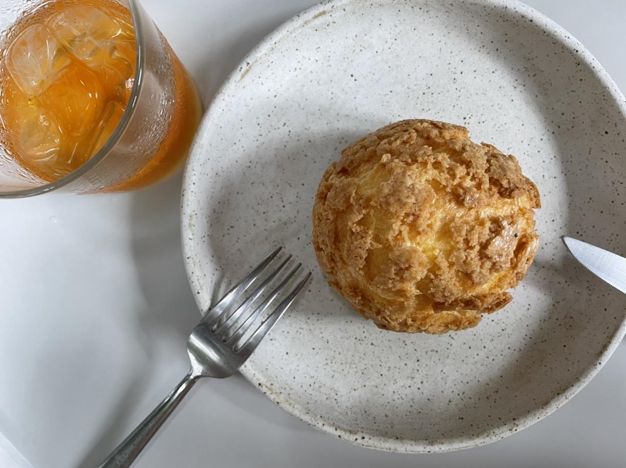 【感動レベルの美味しさ】白金台『LIKE』のピーナッツシュークリーム_9