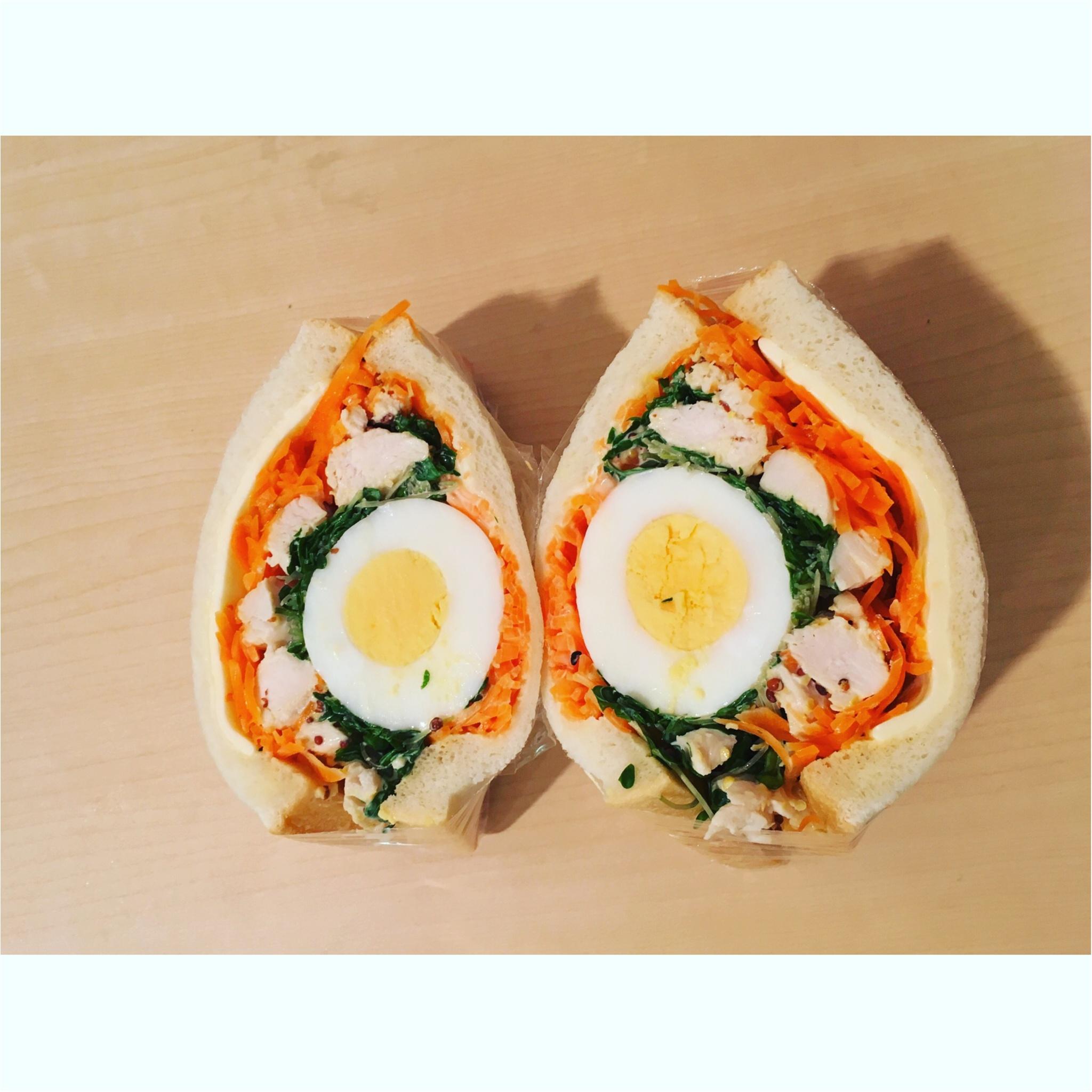 【料理▶︎わんぱくサンド】流行りの「#萌え断」で朝から栄養満点♪私の朝食まとめ☺︎_3