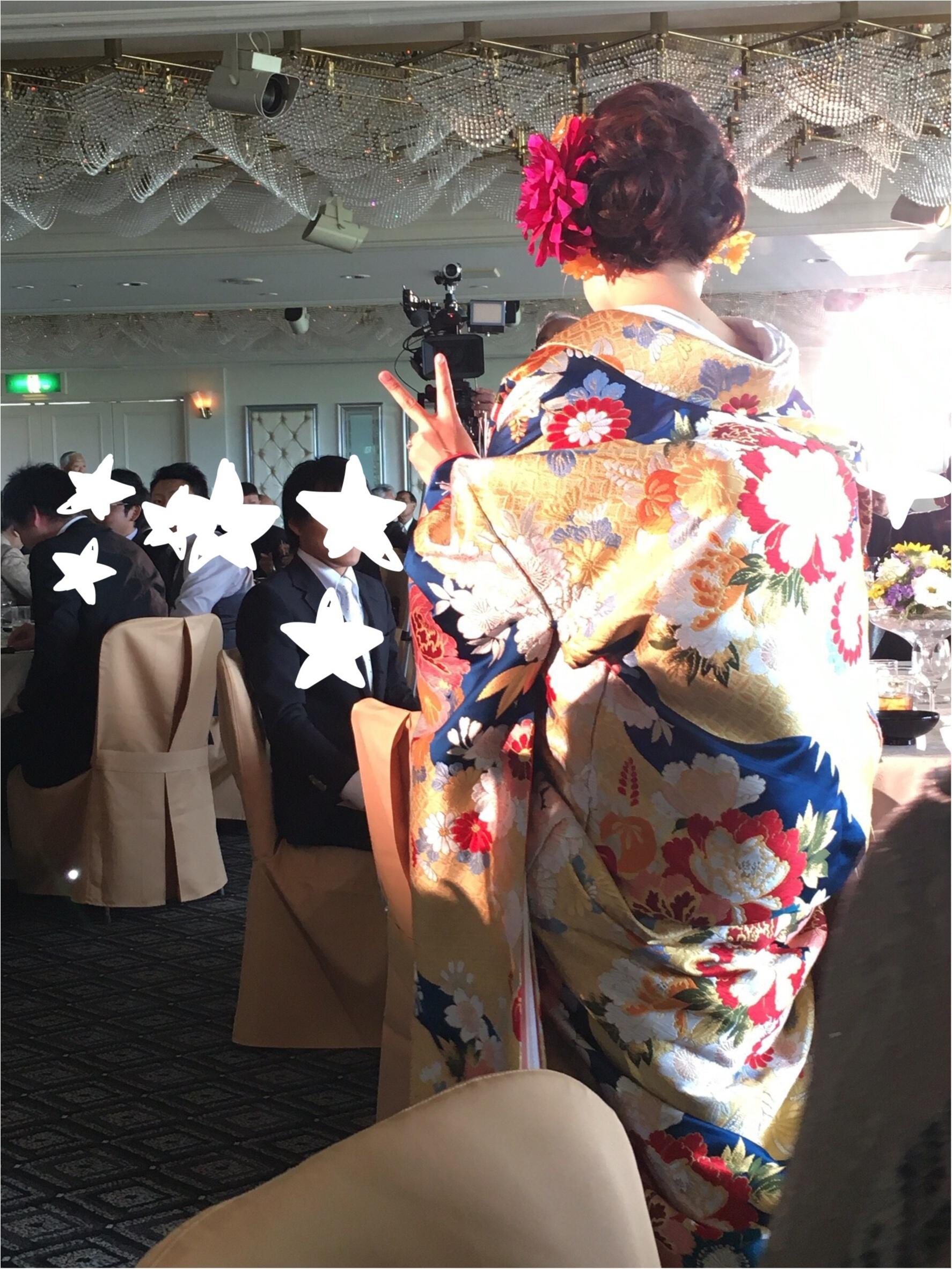 KKRホテル東京で結婚式♡_2