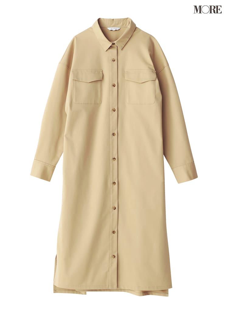 シャツワンピースの着こなし術【2020春】- 今年イチオシの色・形は? とびきり今っぽくておしゃれな最新ファッションまとめ_7