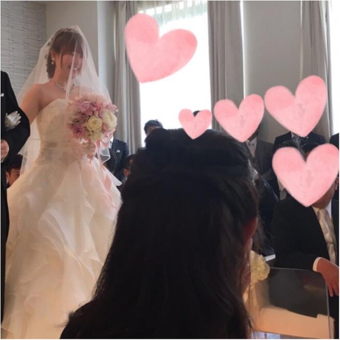 世界一「姫!」な花嫁さん♡ももえちゃん結婚式レポ♡_7