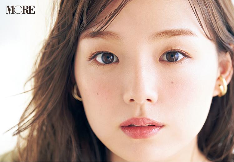 篠崎愛さんの「赤ちゃんうぶ眉」になりたい‼ 10年以上愛用の『KATE』アイブロウなど、篠崎さん眉の秘密、教えてもらいました_1