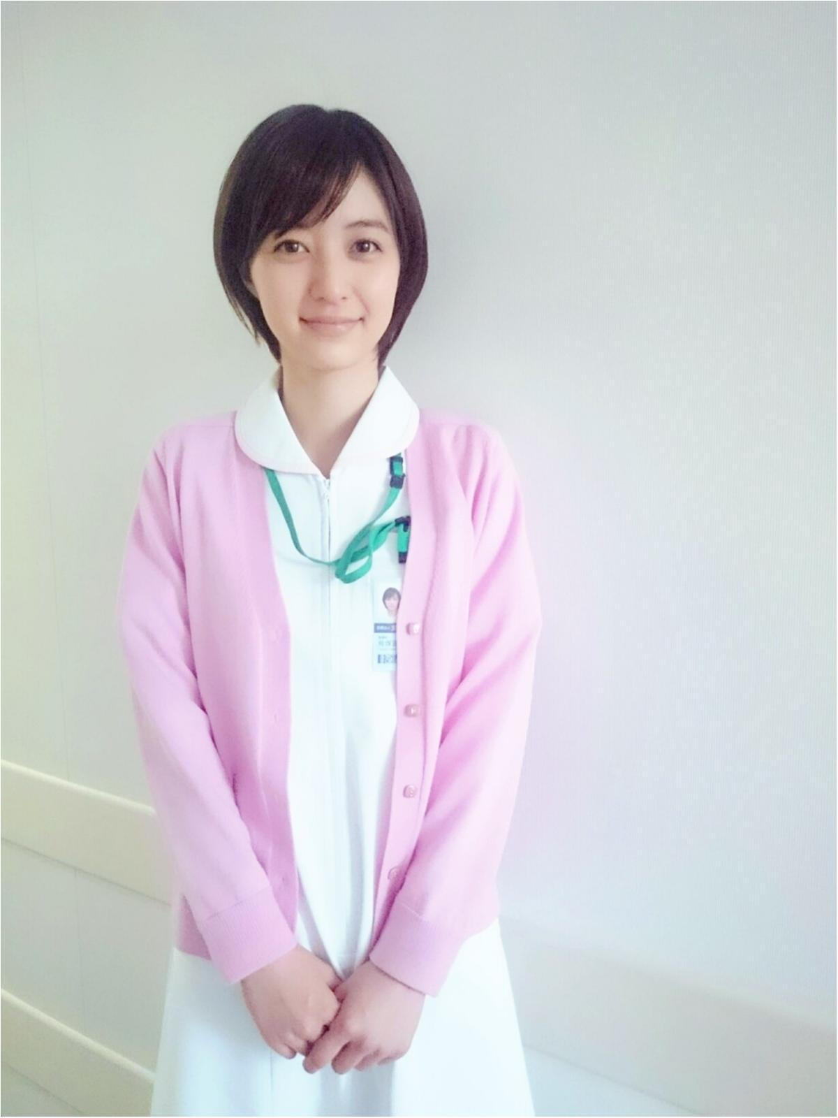 【テレビ出演情報】逢沢りな、「スペシャリスト」で看護士になる!?_1