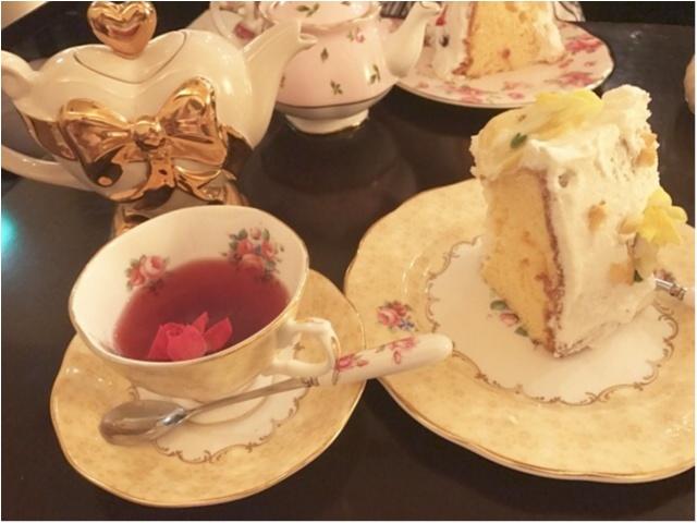 【#東京カフェ巡り】自分で食器が選べる!?『カフェ シャンソニエ アコリット』はアンティークな魅力がいっぱい♡_2