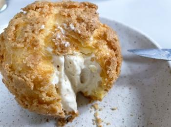 【感動レベルの美味しさ】白金台『LIKE』のピーナッツシュークリーム