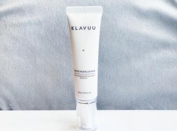 【ソウル発信!韓国コスメ잇템 #32】3,000円以下で輝く真珠肌がかなう『KLAVUU』の下地
