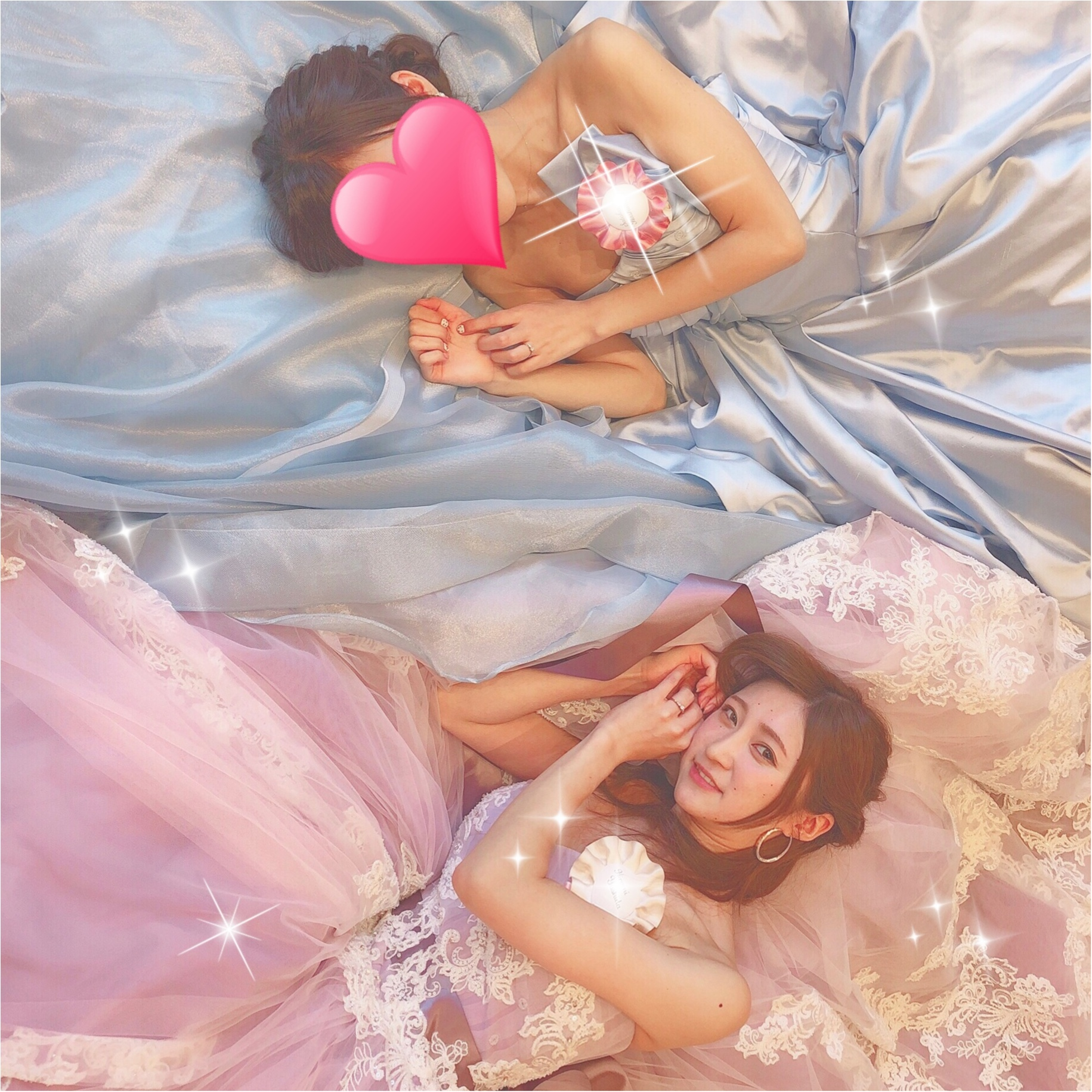【marry × acquagrazie】プレ花嫁さんが集まるドレス試着イベントへ♡♡ドレスを着たら絶対撮りたい憧れの〇〇〇〇ショットを撮ってもらいました♥︎_2