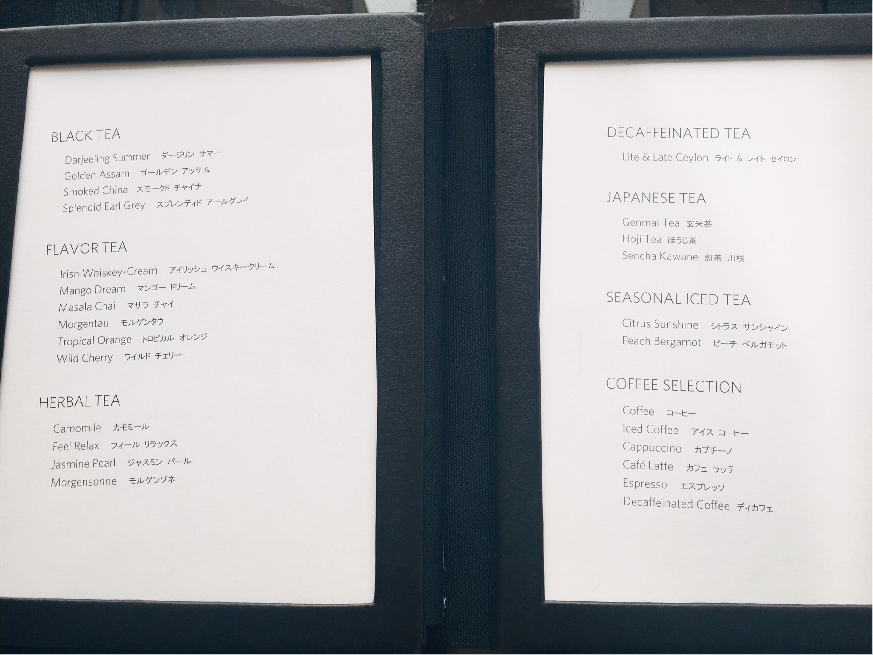 【アマン東京/ブラックアフタヌーンティー】黒をテーマにシックなTea Time♡宝石箱・バッグ・ハイヒールのショコラ❤︎_4_3