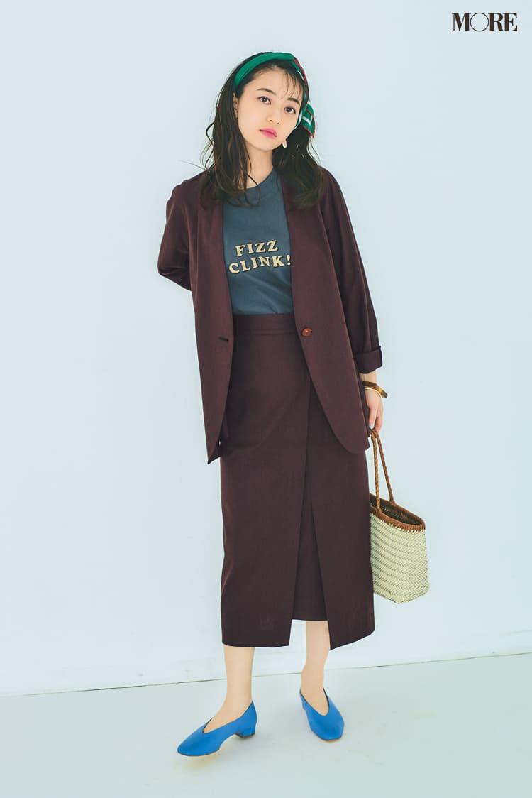 レディースセットアップ《2020》特集 - 人気ブランドのおすすめジャケット&パンツ・スカートのコーディネートまとめ_2
