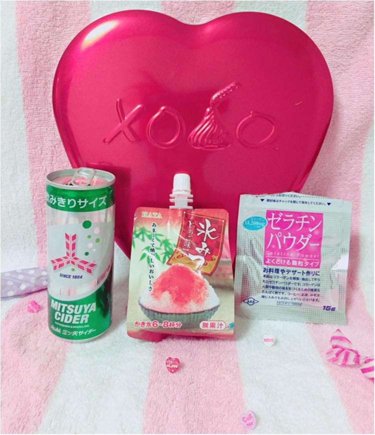 【FOOD】\ 愛ちあん Cafe♥︎ / 恋に効く♡?ハートがたっぷり♡とびきりcuteなPink Heart soda♡_2