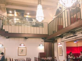 【カフェ ラ・ボエム 新宿御苑】お買い物の休憩に立ち寄りたい。緑に囲まれた、ゆったりカフェ。