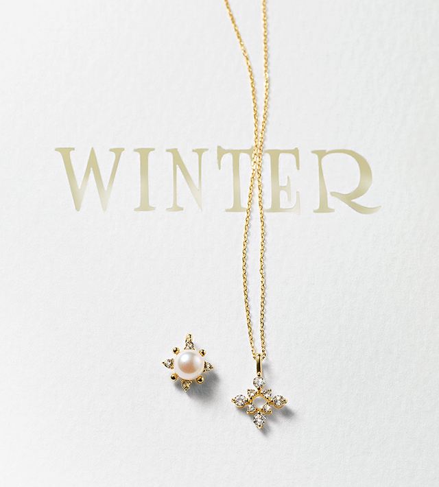 """今しか出合えない""""限定""""、一緒に過ごすのは""""毎日""""。ダイヤモンドと輝く冬の『JEWELRY TSUTSUMI』_5"""