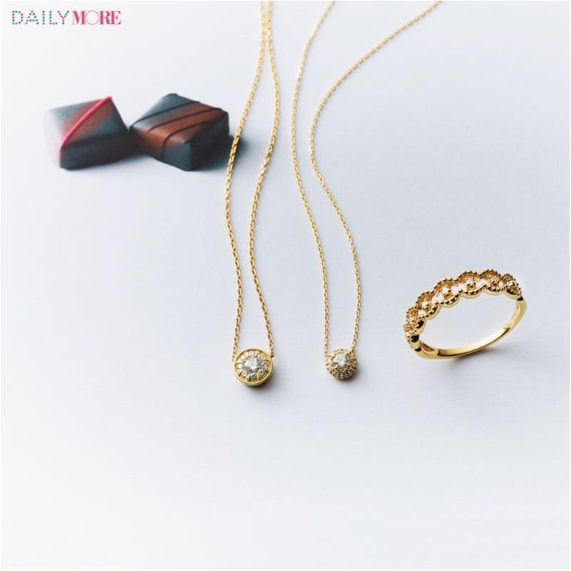 【クリスマス限定品!】今年頑張った自分へのご褒美に。『ヴァンドーム青山』ほかステディ4ブランドの、ダイヤモンドジュエリーを!!_1_2
