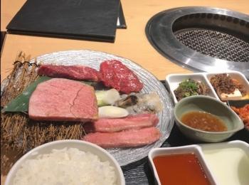 2019年の自分へご褒美♡【食べ納め!!プチ贅沢な焼肉ランチ】