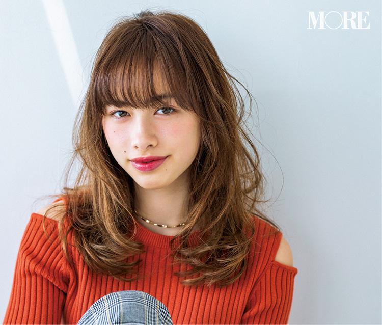 簡単にできてかわいい! 顔のタイプ別・おしゃれな前髪の作り方♡ Photo Gallery_1_3