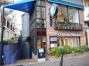 ≪神戸≫のカフェ【Chocolat Republic】がオシャレでかわいい!ケーキもめちゃくちゃ美味しいんです♡