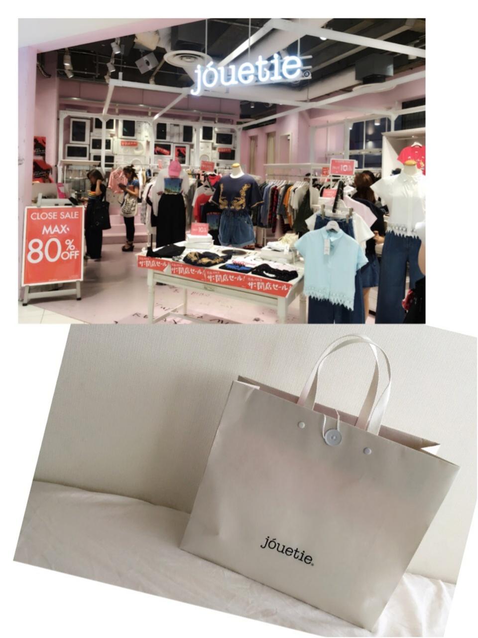 ♡夏のセール戦利品【半額以下商品いっぱいの渋谷PARCO閉店SALE】さらに値引きでget♡モアハピ◡̈のぞみ♡_9