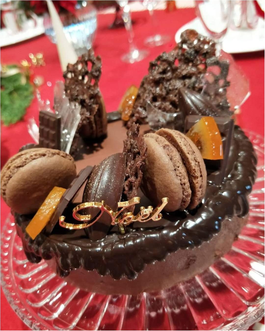 横浜チョコレート専門店「バニラビーンズ」のクリスマスケーキ試食会レポ♡_5
