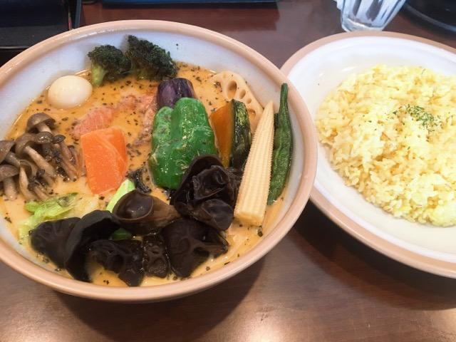 札幌 スープカレー KING