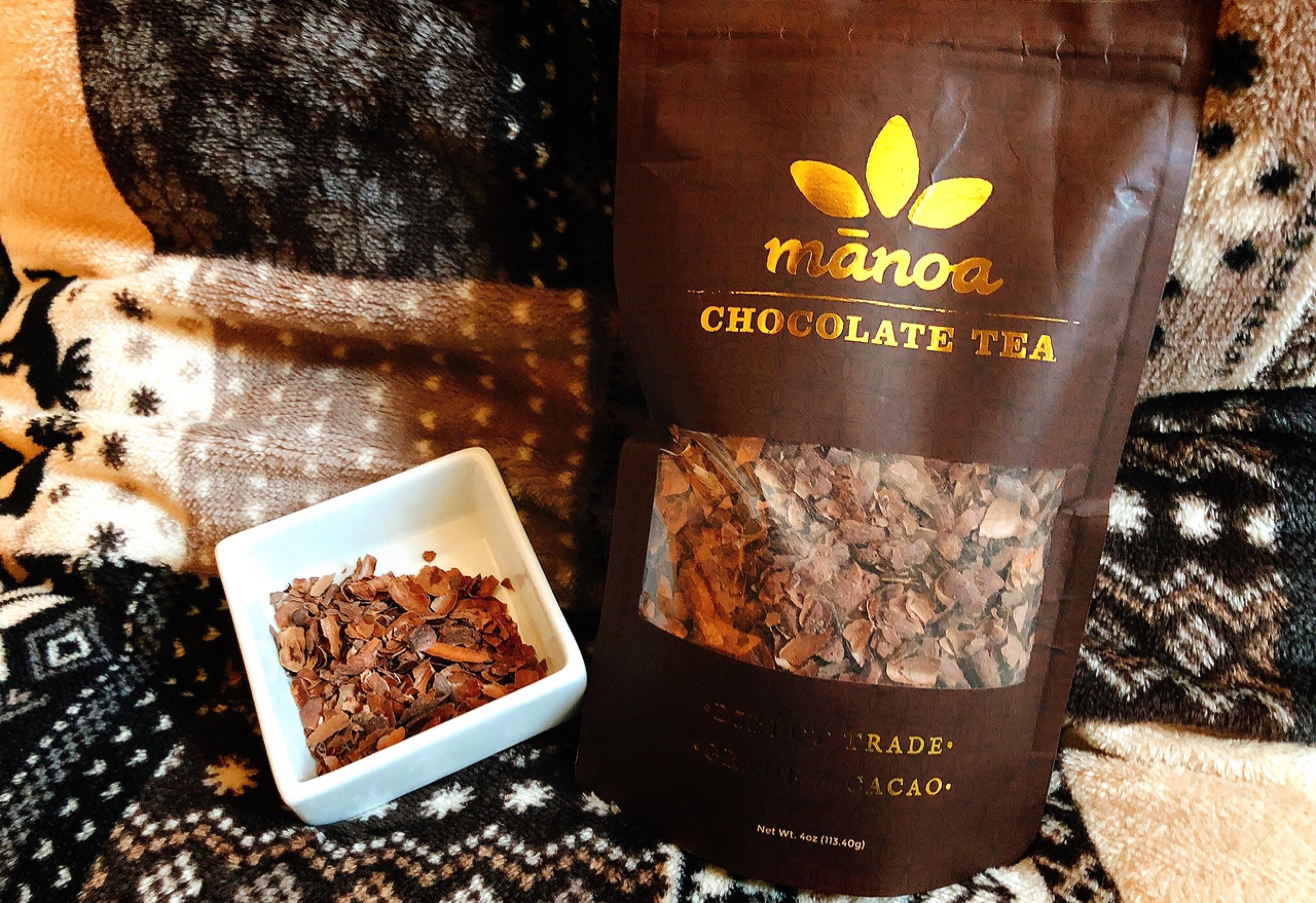 【#ハワイお取寄せ】チョコの芳醇な香りで幸せ気分♡低カフェインでリラックス効果抜群のナチュラルチョコレートティー_1
