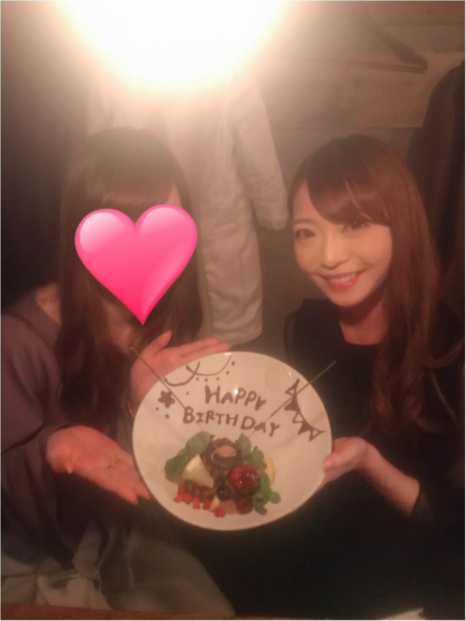 """《祝25歳!》みなさんにお祝いしていただきました♡!!""""写真大量です☆""""_12"""