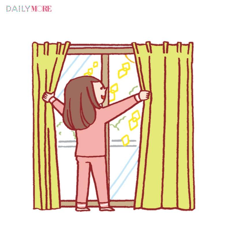 """寝起きは裸足で床を触る!など""""質のいい眠り""""のためのモーニングToDoリスト♡_1_3"""