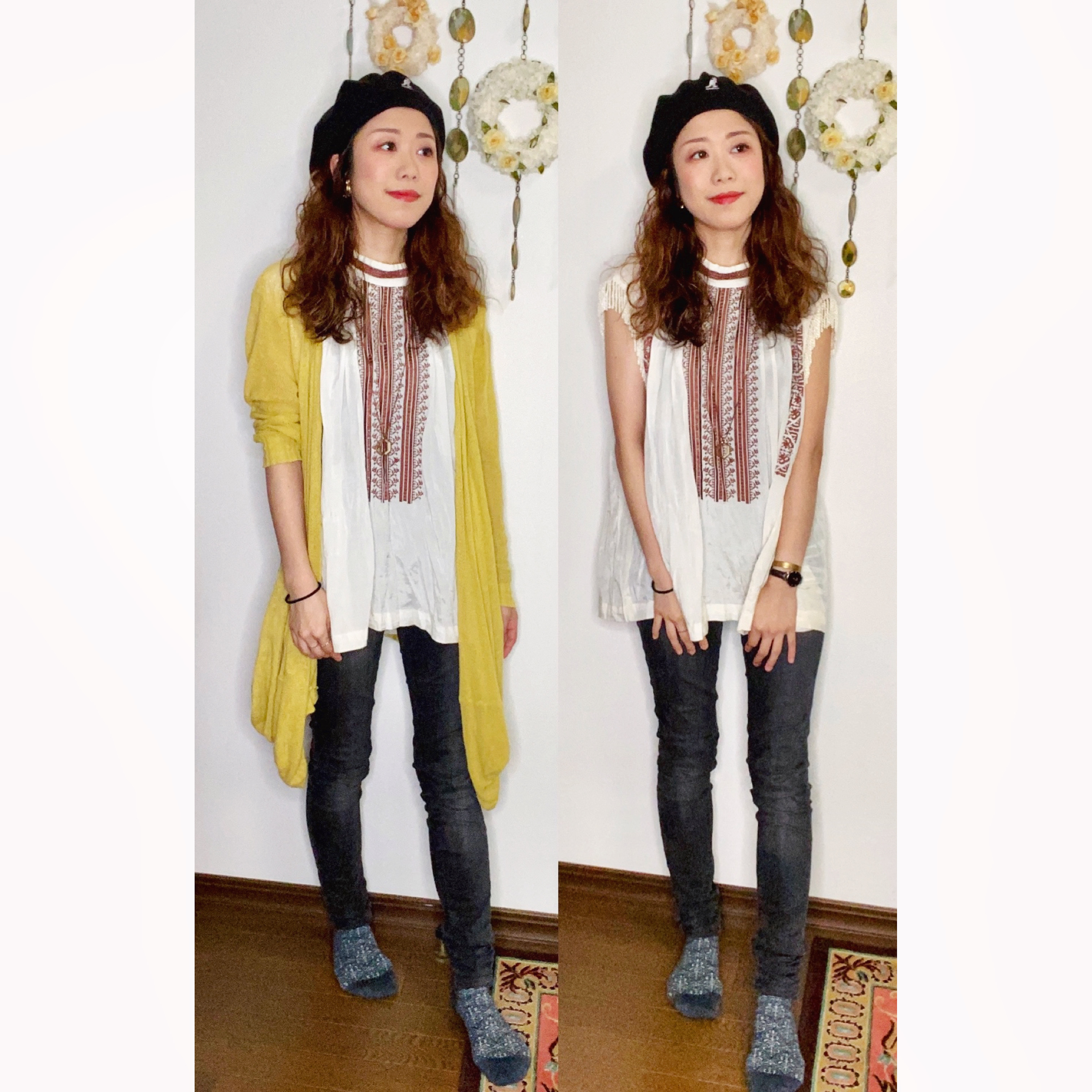 【オンナノコの休日ファッション】2020.8.11【うたうゆきこ】_1