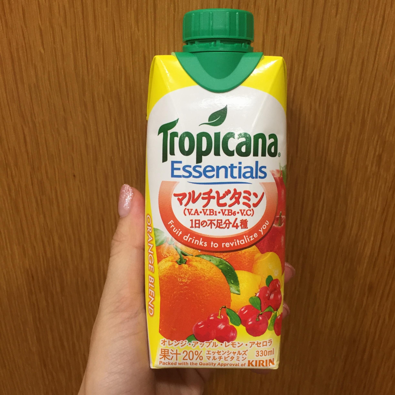 """""""美味しいついでに栄養補給"""" コンビニでジュースを買うなら間違いなくこれ✨_4"""
