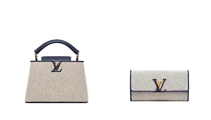 ルイ・ヴィトン 銀座並木通り店の限定バッグ、財布