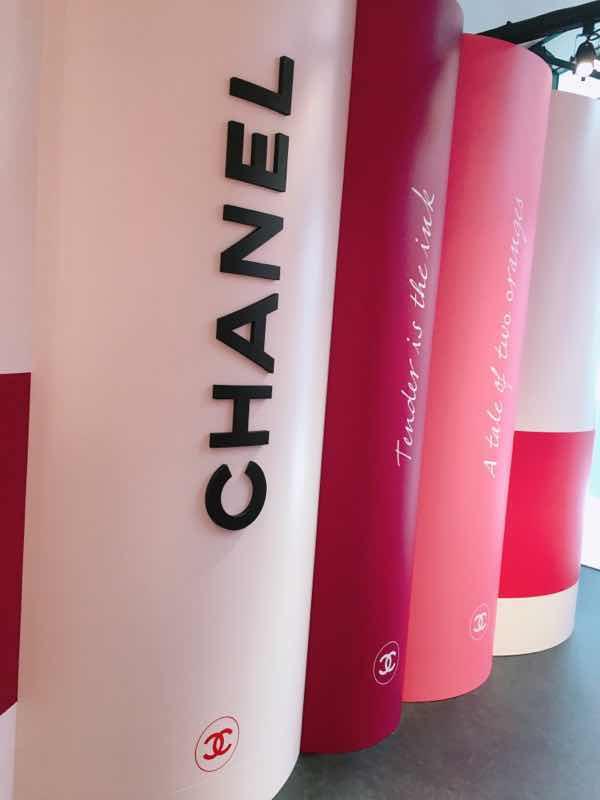 【プチギフト付】CHANELのビューティーイベントTHE INK LIBRARY で新色限定色を一足先に体感しよう_15