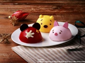 【コンビニスイーツ】『セブン‐イレブン』新作、『ディズニー』モチーフのケーキが可愛い!
