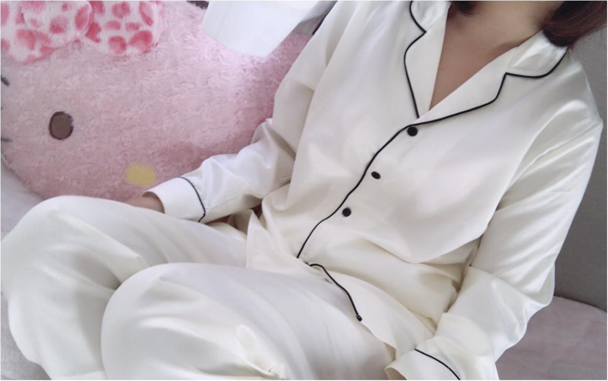 今季の《マストバイアイテム》は【GU】のパジャマに決まり★夏に続いて、秋冬パジャマも《2,490円の高コスパパジャマ》!!_2