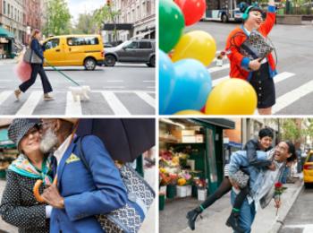 『ケイト・スペード ニューヨーク』のキャンペーンムービーに渡辺直美さん登場! 新作バッグを持ってダンシング♪