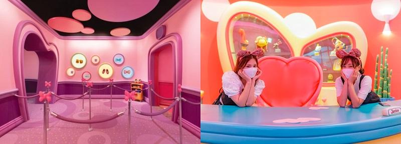 『東京ディズニーランド』初! ミニーマウスに会えるグリーティング施設「ミニーのスタイルスタジオ」が可愛すぎる件♡ _4