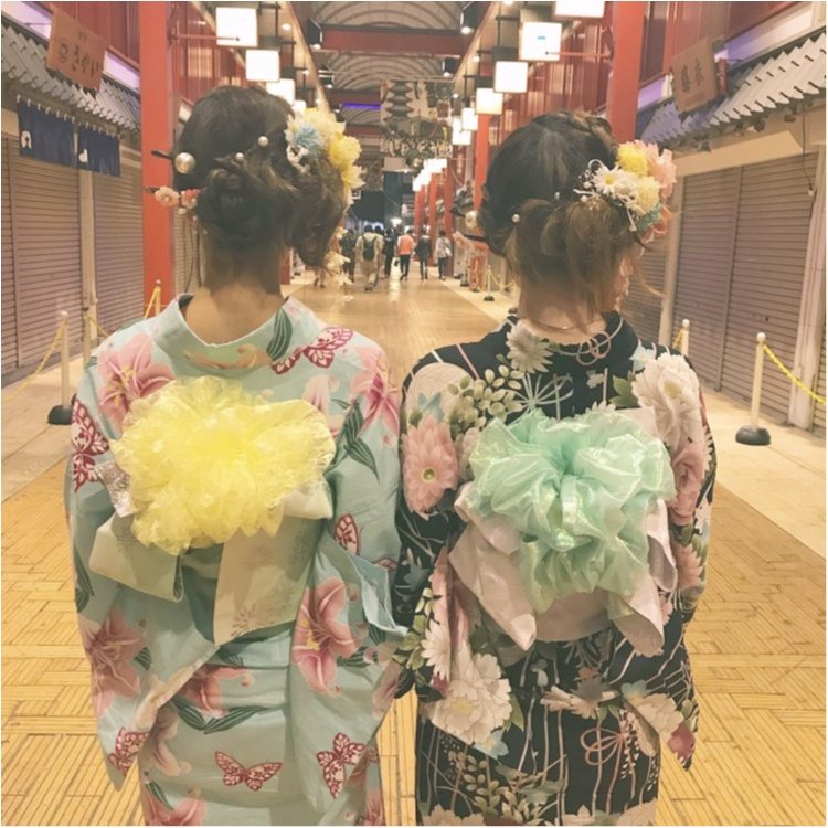 【ご当地モア】かわいすぎ♡! 浅草で、着物&浴衣なら絶対に「さわだ屋」がおすすめです♡_5
