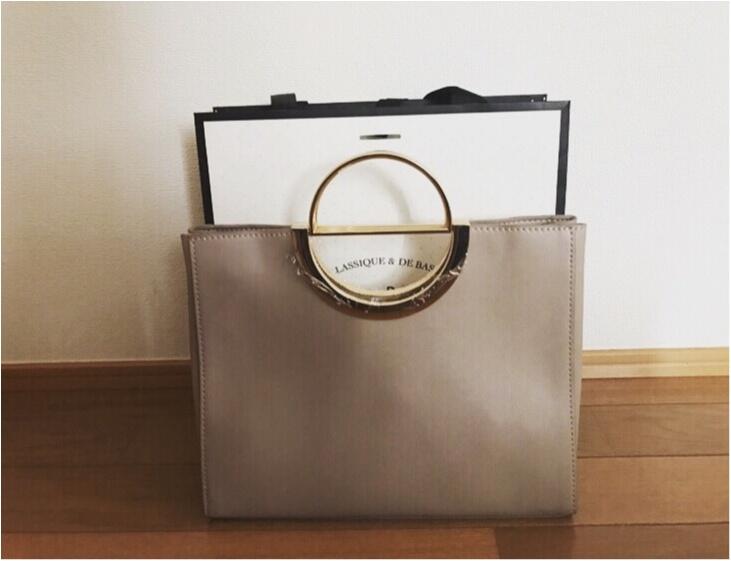 【リングハンドルバッグ】3wayで使えるバッグを購入♡♡_8