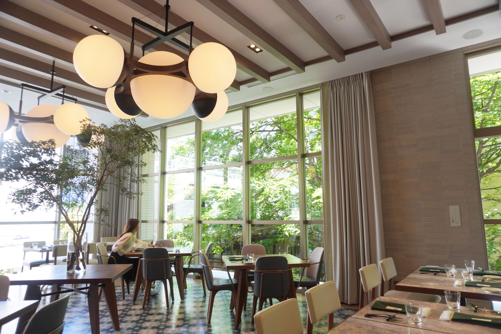 【ホテルランチ】Zentis Osakaは可愛いくて美味しくて女子会におすすめ❤︎_3