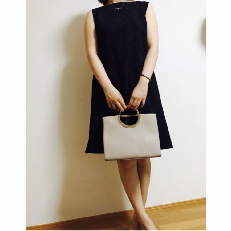 【リングハンドルバッグ】3wayで使えるバッグを購入♡♡_3