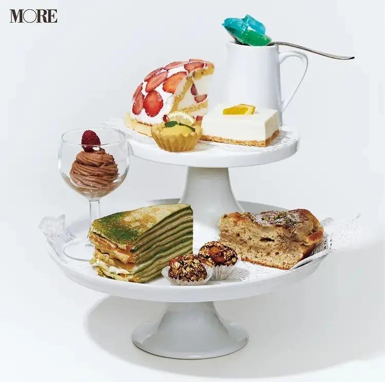簡単で可愛いスイーツレシピ12選 - 誰でも手抜きでつくれるアレンジレシピ特集