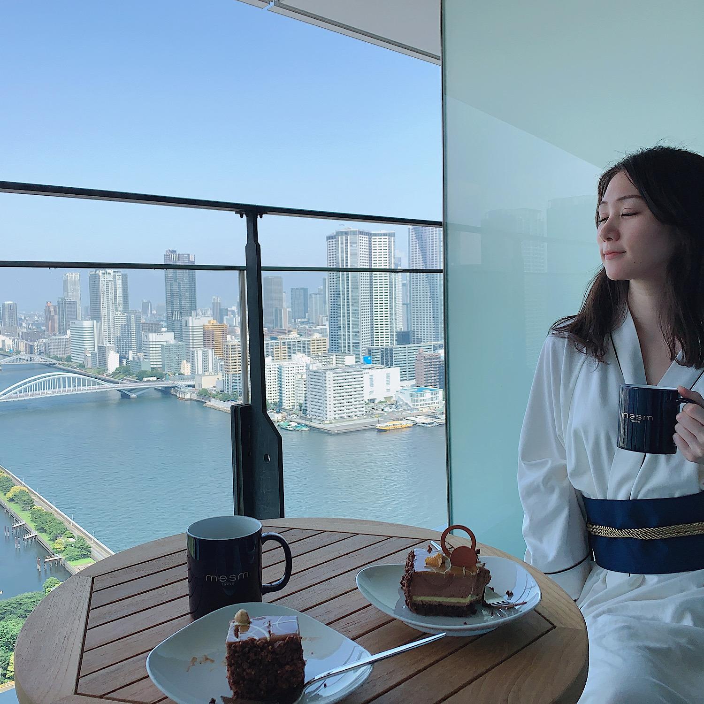 《メズム東京》 全客室にピアノ&コーヒーが備わる高級ホテルが凄い!_1