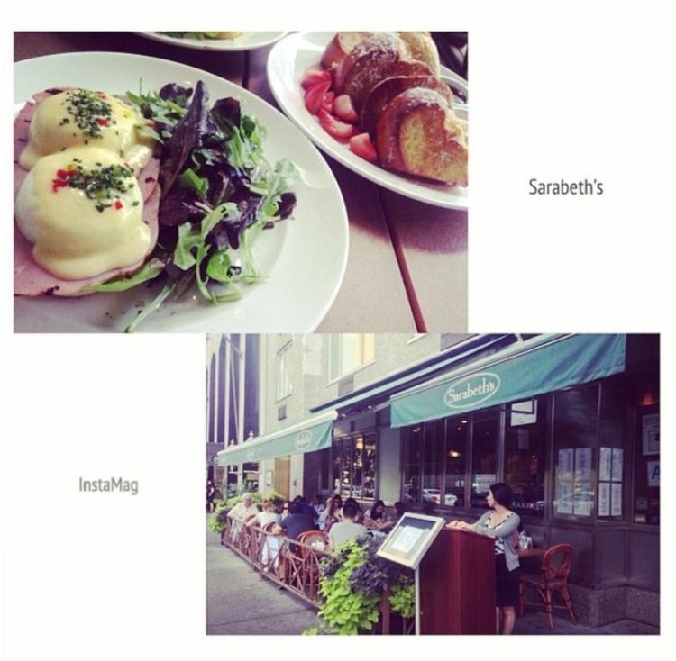 【9期❤︎里穂】NYの朝食の女王❤︎ゴシップガールの主人公も愛するあのお店とは?_4