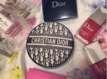 <デパコス>やっぱりDiorがだいすき♡ディオールスキン フォーエバークッション ディオールマニア エディションが奇跡の再販!
