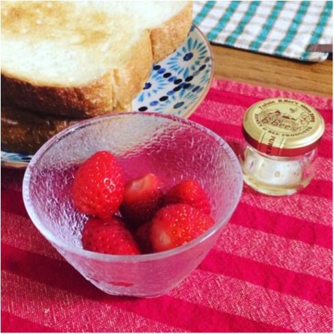連載 Vol.3 石原さとみさんが「朝に摂る食べ物とその美効果」とは?_3