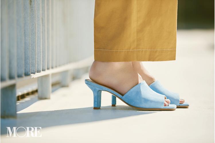 今すぐも夏も使える靴はどれ? 足もとは軽やかに、夏。「マストな4タイプ」はこれだ!_4_1