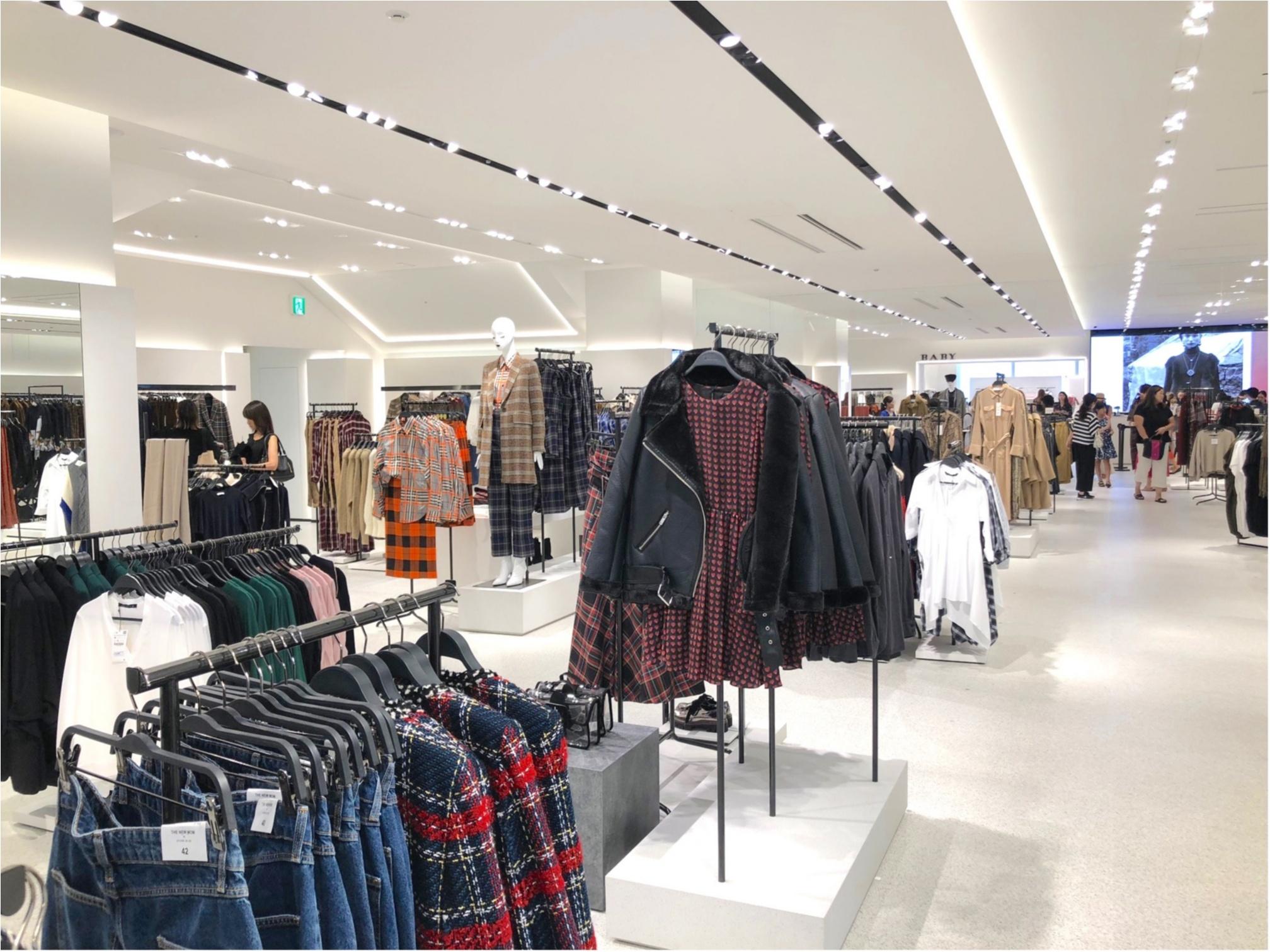 『ZARA 六本木店』リニューアルオープンで見つけたアイテム 記事Photo Gallery_1_16